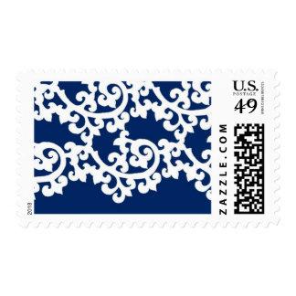 Orientalia A by Ceci New York Postage Stamp
