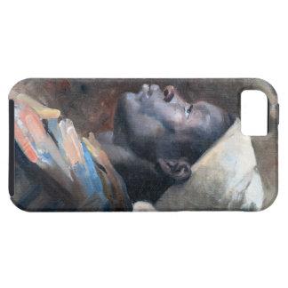 Orientalist Portrait Young Moor Painting iPhone SE/5/5s Case