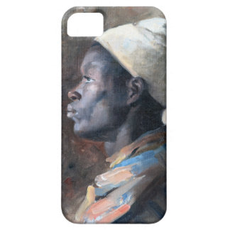Orientalist Profil Head of a Young Moor iPhone SE/5/5s Case