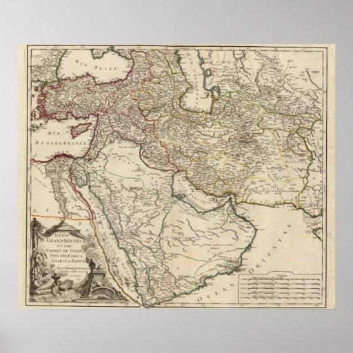 Oriente Medio 2 Póster