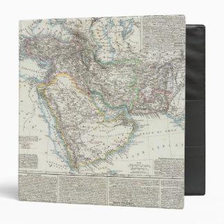"Oriente Medio, Asia del Sur Carpeta 1 1/2"""