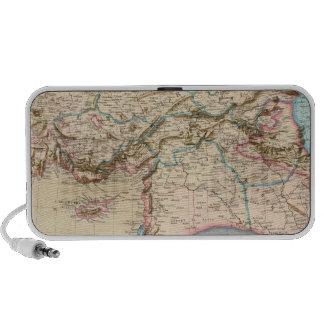 Oriente Medio, Turquía, Siria, Asia iPod Altavoces