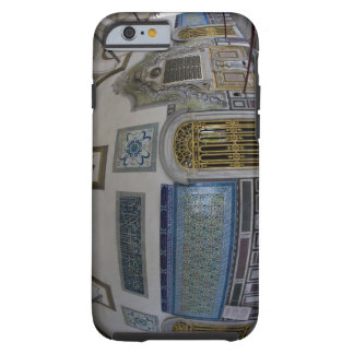 Oriente Medio Turquía y ciudad de Estambul con los Funda Para iPhone 6 Tough