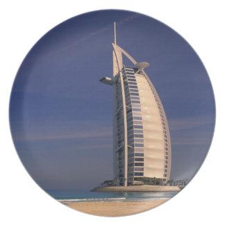 Oriente Medio, United Arab Emirates, Dubai, Burj Platos De Comidas