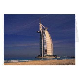 Oriente Medio United Arab Emirates Dubai Burj Tarjeta