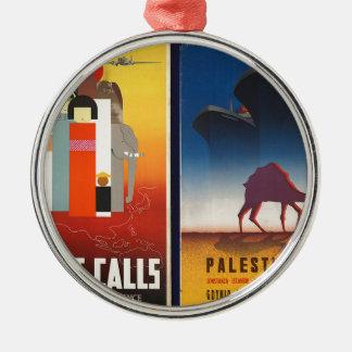 Oriente y Palestina Adornos