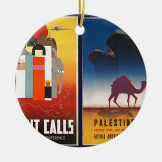 Oriente y Palestina Ornatos