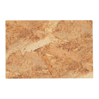 oriented strand board - OSB seamless pattern Placemat