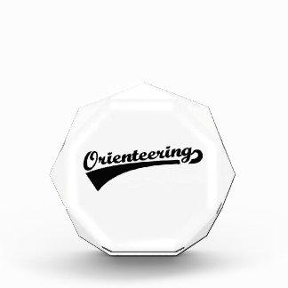 Orienteering Award