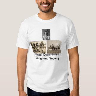 Orig. Dept Homeland Security T-Shirt