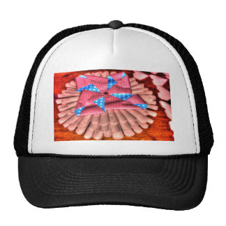ORIGAMI ART WITH ART EFFECTS TRUCKER HAT