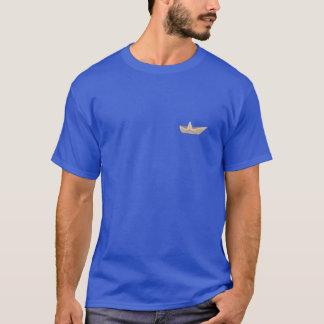 Origami Boat T-Shirt