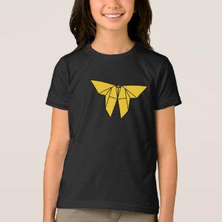 Origami Butterfly Girls T-Shirt