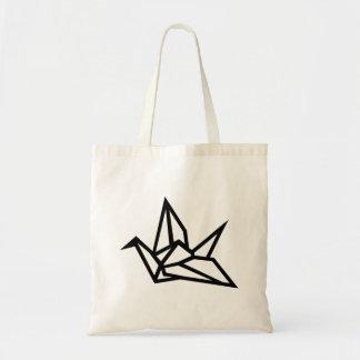 Origami crane bags