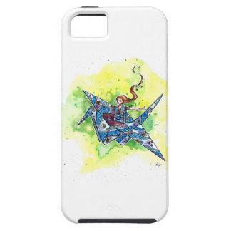 Origami crane iPhone SE/5/5s case