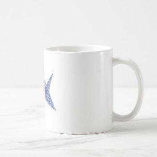 Origami Crane Coffee Mugs