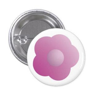 origami_flower pinback button