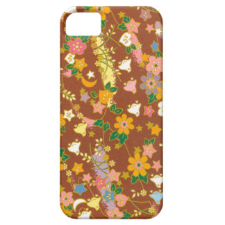 Origami Flowers Stars iPhone 5 Cover