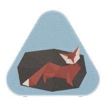 Origami Fox Pieladium Speaker