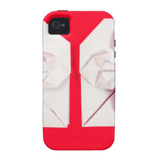 Origami Heart iPhone 4/4S Case