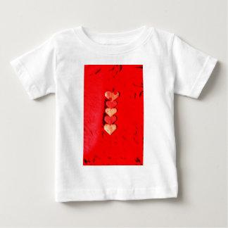 ORIGAMI HEARTS JAPANESE PAPER ART TEE SHIRT