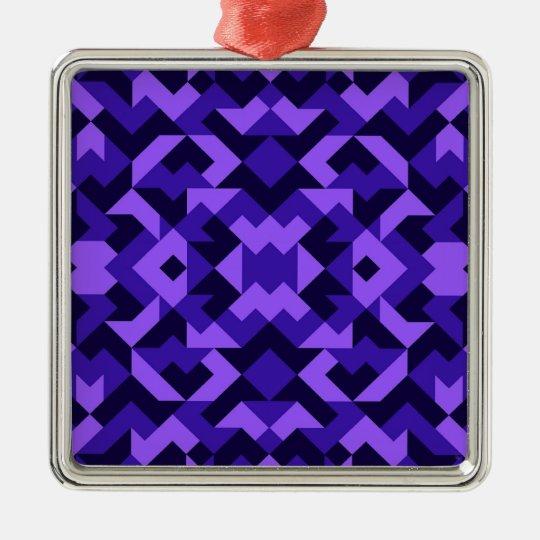 Origami Metal Ornament