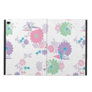 Origami Paper Cranes and Flowers Powis iPad Air 2 Case