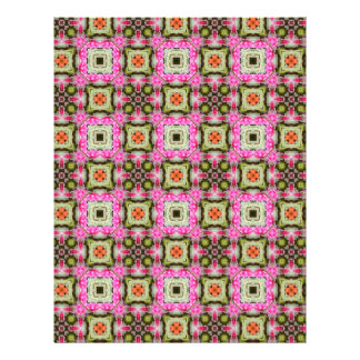 Origami Paper Pink Flowers Customizable Hobby Art