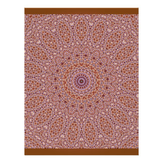 Origami Paper Purple Brown Customizable Hobby Art