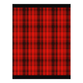 Origami Paper Red Plaid Customizable Hobby Art
