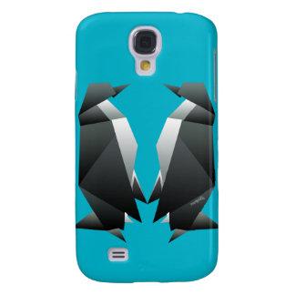 'Origami Penguins' Samsung Galaxy S4 Case