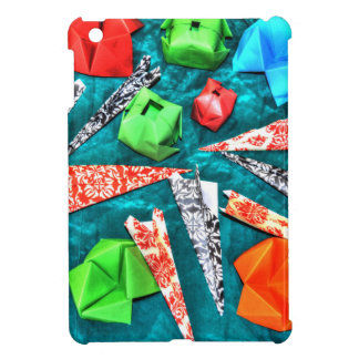 ORIGAMI PLANES JAPANESE PAPER ART iPad MINI COVER