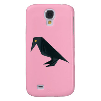 Origami Raven Galaxy S4 Cover
