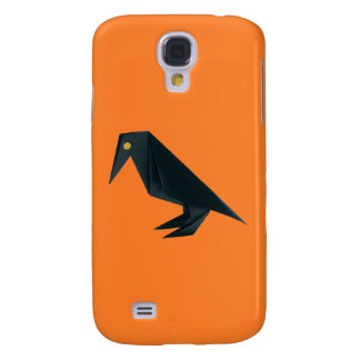 Origami Raven Samsung Galaxy S4 Case