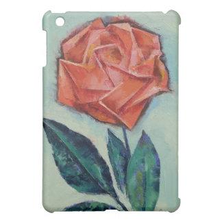Origami Rose iPad Case