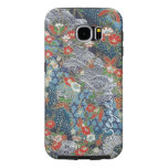 ORIGAMI SHIMMER WAVES SAMSUNG GALAXY S6 CASE