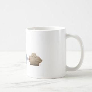 Origami shirts mugs