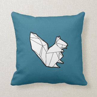 Origami Squirrel Pillow