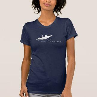 Origami Swan Shirt