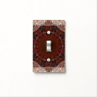 Origami Traditional Asian Motif Light Switch Cover