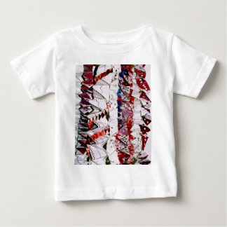 Origami Weave Baby T-Shirt