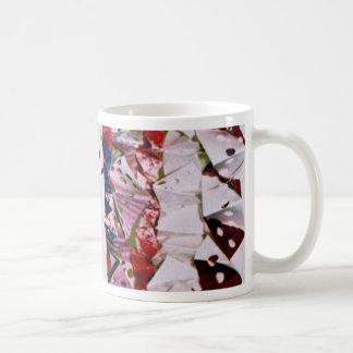 Origami Weave Coffee Mug