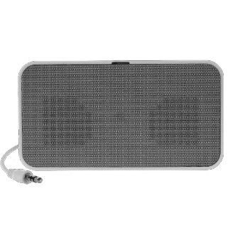 OrigAudio™ Doodle Circle Pattern Speaker