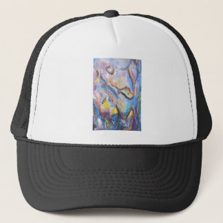Origin of Species (abstract expressionism) Trucker Hat
