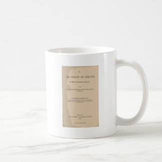 Origin of Species by Means of Natural Selection Coffee Mug