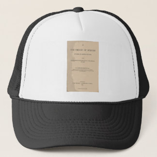 Origin of Species by Means of Natural Selection Trucker Hat