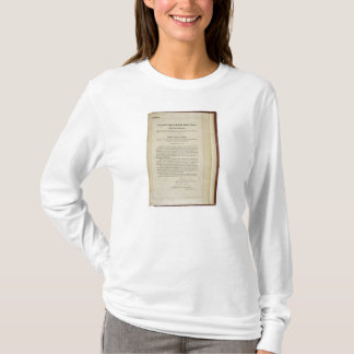 ORIGINAL 17th Amendment U.S. Constitution T-Shirt