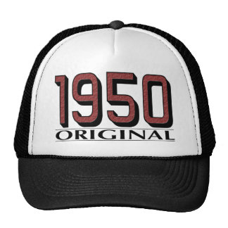 Original 1950 gorra