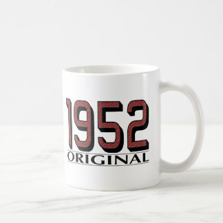 Original 1952 taza