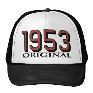 Original 1953 gorras